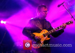 Richard Hawley - Camp Bestival day one held at the Lulworth Castle - Dorset, United Kingdom - Friday 2nd August...