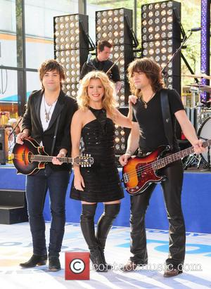 The Band Perry, Kimberly Perry, Reid Perry and Neil Perry