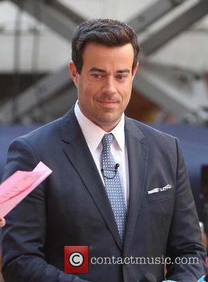 Carson Daly - Carson Daly appears as a guest co-host on the 'Today' show - New York City, NY, United...