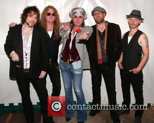 Guy Griffin, Paul Guerin, Spike and The Quireboys