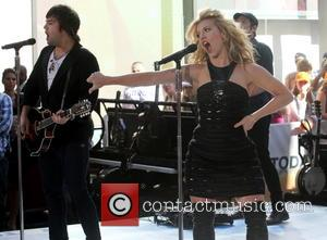 The Band Perry and Kimberly Perry