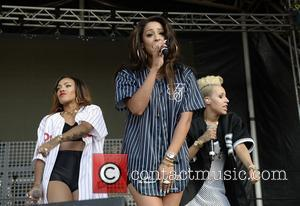 Stooshe, Karis Anderson, Alexandra Buggs and Courtney Rumbold