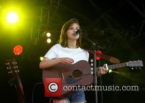 Gabrielle Aplin - Camp Bestival 2013 held at Lulworth Castle - Day 2 - Dorset, United Kingdom - Saturday 3rd...