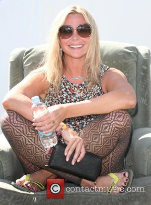 Samantha Womack - Camp Bestival 2013 held at Lulworth Castle - Backstage - Day 2 - Dorset, United Kingdom -...