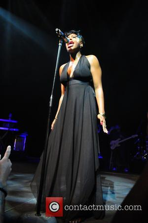 Fantasia - Fantasia preforms at James L. Knight Center - Miami, Florida, United States - Saturday 3rd August 2013