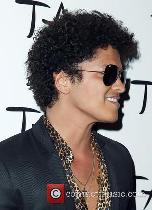 Bruno Mars - Bruno Mars hosts TAO Nightclub - Las Vegas, Nevada, United States - Saturday 3rd August 2013