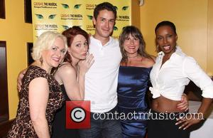 Cougar, Babs Winn, Mary Mossberg, Andrew Brewer, Donna Moore and Brenda Braxton