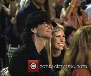 Howard Stern and Beth Ostrosky Stern - Celebrities guests attend the La Palestra fundrasier at East Hampton Studios - East...