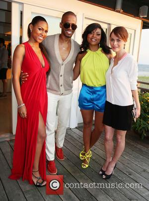 Tashiana Washington, Eric West, Taraji P. Henson and Taryn Manning
