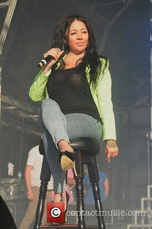 Mutya Buena - Brighton and Hove Pride 2013 - Performances - East Sussex, England, United Kingdom - Saturday 3rd August...