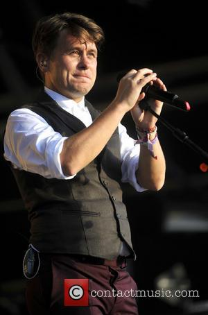 Mark Owen - Camp Bestival 2013 held at Lulworth Castle - Day 3 - Lulworth Castle Dorset, United Kingdom -...