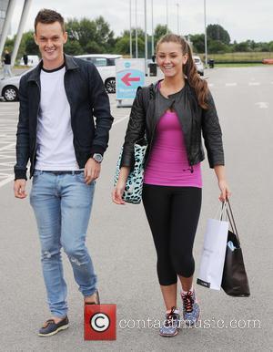 Brooke Vincent and Josh Mceachran