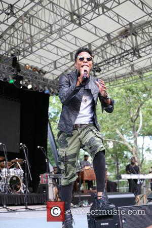 Deitrick Haddon - WLIB 6th Annual Gospel Explosion at Central Park SummeStage Featuring: Karen Clark Sheard, Donald Lawrence,Erica Campbell, Kierra...