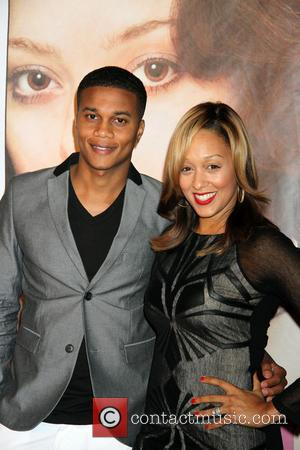 Cory Hardrict and Tia Mowery-Hardrict -