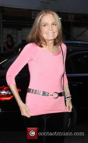 Gloria Steinem - Screening of Cinema Society and MCM Gray Goose host Radius TWC's 'Lovelace' at the Museum of Modern...