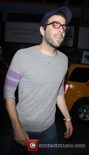Zachary Quinto - Screening of Cinema Society and MCM Gray Goose host Radius TWC's 'Lovelace' at the Museum of Modern...