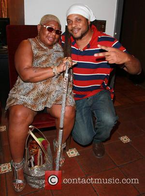 Luenell - Bishop Don Magic Juan celebrates his radio show's 1 year anniversary at RMC Studios - Los Angeles, California,...