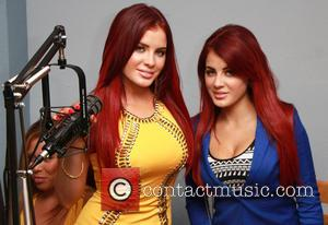 Melissa Howe, Carla Howe and The Howe Twins - Bishop Don Magic Juan celebrates his radio show's 1 year anniversary...