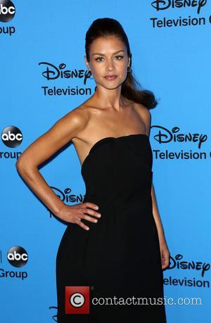 Hannah Ware - Disney & ABC TCA summer press tour held at Beverly Hilton Hotel - Arrivals - Los Angeles,...