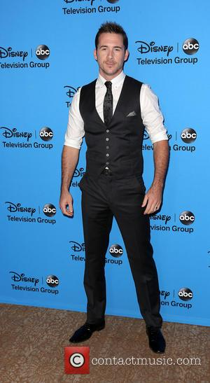 Barry Sloane - Disney & ABC TCA summer press tour held at Beverly Hilton Hotel - Arrivals - Los Angeles,...