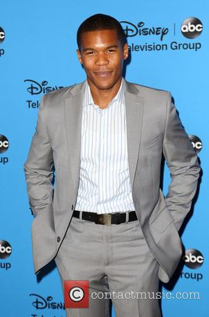 Gaius Charles - Disney & ABC TCA summer press tour held at Beverly Hilton Hotel - Arrivals - Los Angeles,...