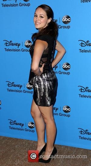 Hayley Orrantia - Disney & ABC TCA summer press tour held at Beverly Hilton Hotel - Arrivals - Los Angeles,...