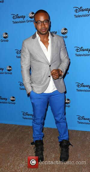 Columbus Short - Disney & ABC TCA summer press tour held at Beverly Hilton Hotel - Arrivals - Los Angeles,...