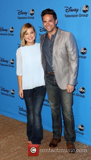 Kirsten Storms and Brandon Barash - Disney & ABC TCA summer press tour held at Beverly Hilton Hotel - Arrivals...