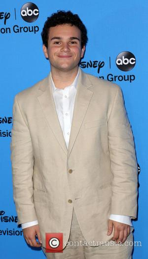 Troy Gentile - Disney & ABC TCA summer press tour held at Beverly Hilton Hotel - Arrivals - Los Angeles,...