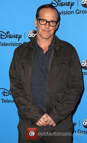 Clark Gregg - Disney & ABC TCA summer press tour held at Beverly Hilton Hotel - Arrivals - Los Angeles,...