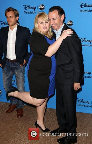 Kevin Bishop, Rebel Wilson and Paul Lee