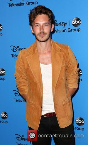 Sam Palladio - Disney & ABC TCA summer press tour held at Beverly Hilton Hotel - Arrivals - Los Angeles,...