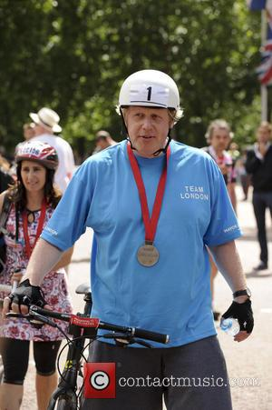 Mayor Of London and Boris Johnson
