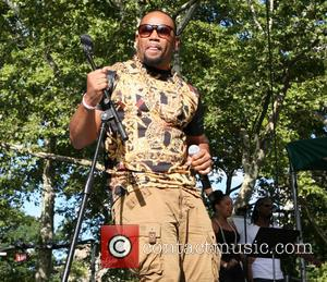 Avant - WBLS 5th Annual R&B Fest at Central Park SummerStage - Performances - New York, United States - Sunday...
