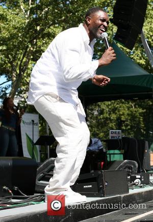Raheem DeVaughn - WBLS 5th Annual R&B Fest at Central Park SummerStage - Performances - New York, United States -...