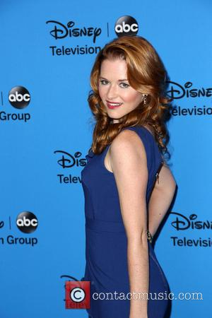 Sarah Drew - Celebrities attend Disney / ABC TCA Summer Press Tour at Beverly Hilton Hotel. - Los Angeles, CA,...