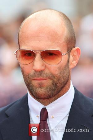 Jason Statham - 'The Expendables 3' world film premiere held at Odeon cinema - Arrivals - London, United Kingdom -...