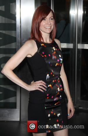 Carrie Preston - Screening of Cinema Society and MCM Gray Goose host Radius TWC's 'Lovelace' at the Museum of Modern...