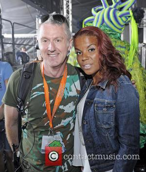 Ms Dynamite and Paul Kemp