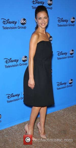 Hannah Ware - Disney & ABC TCA summer press tour held at Beverly Hilton Hotel - Arrivals - Beverly Hills,...