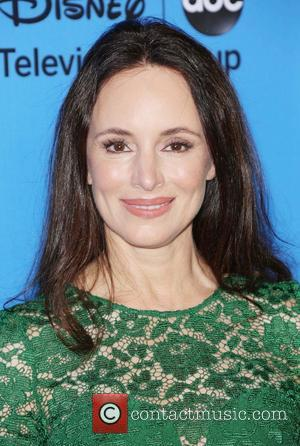 Madeleine Stowe - Disney & ABC TCA summer press tour held at Beverly Hilton Hotel - Arrivals - Beverly Hills,...