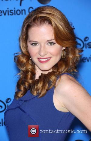 Sarah Drew - Disney & ABC TCA summer press tour held at Beverly Hilton Hotel - Arrivals - Beverly Hills,...