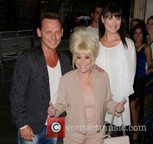 Perry Fenwick, Barbara Windsor and Emma Barton - Spamalot Press Night, A special performance of the comedy musical in which...