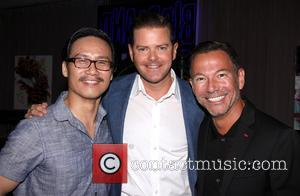 B.d. Wong, Clarke Thorell and Cortes Alexander