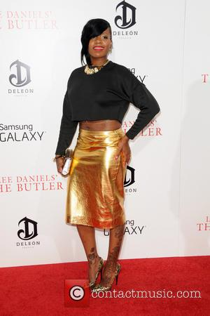 Fantasia Barrino - New York Premiere of Lee Daniels' The Butler - Red Carpet Arrivals - New York City, NY,...
