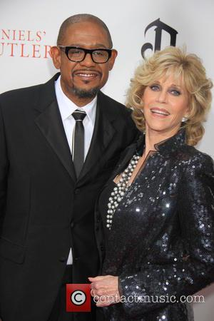 Forrest Whitaker and Jane Fonda