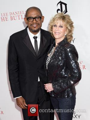 Forest Whitaker and Jane Fonda