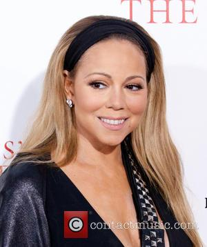 Mariah Carey - New York Premiere - The Butler