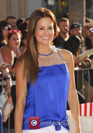 Brooke Burke - Los Angeles premiere of Disney's 'Planes' held at the El Capitan Theatre - Los Angeles, CA, United...