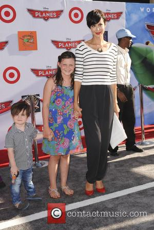 Catherine Bell - Los Angeles premiere of Disney's 'Planes' held at the El Capitan Theatre - Los Angeles, CA, United...